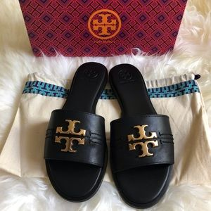 Brand New Tory Burch Everly Slide Sandal